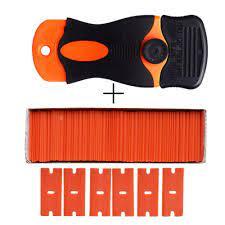 100pcs Double Edge Blades Loca Glue ...