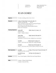 Example Of Resume For Waitress Waitress Job Description Samples How To Write A Resume For Position 9