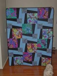 The Quickest Way to Make a BIG Quilt   Big block quilts, Nancy ... & Machine Quilting with Templates. Quilt Block PatternsBig Block QuiltsSewing  ... Adamdwight.com
