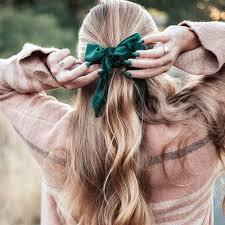 <b>M MISM Korean</b> Style Women Elastic Hair Bands Elegant Girl ...