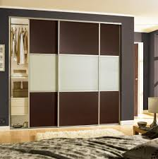 Bedroom Modern Wardrobe With Sliding Doors Mondeas