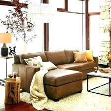 brown leather couch decor living room ideas beautiful light tan sofa decorate around