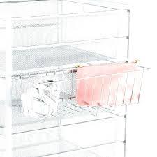 closet wire basket drawers best closetmaid wire basket storage