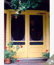 double storm doors. Custom Victorian Double Screen Door. Browse More Door Designs That Can Be Made Into Storm Doors