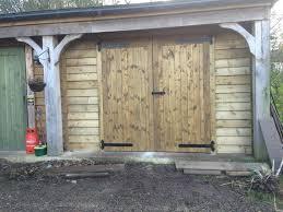 Wood Look Garage Doors : Good Barn Door Garage Doors – The Door ...