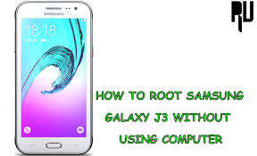 Samsung galaxy j3 v (2016) drivers let you root, unlock bootloader mode and use tools like sp flash tool, samsung odin, xperifirm, sony flash tool, spd flash tool, qpst tool, xiaomi mi flash tool among others. How To Root Samsung Galaxy J3 Without Using Computer Root Update