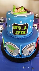 Star Wars Baby Shower Cake! | Baby Shower | Pinterest | Star wars ...