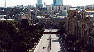 Azerbaijan Grand Prix 2021 - F1 Race