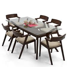dining table and chairs india
