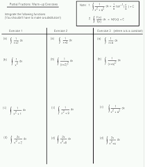 Some of the worksheets displayed are basic integration 1, basic integration problems, math 1020 work basic. Integration Math100 Revision Exercises Resources Mathematics And Statistics University Of Canterbury New Zealand