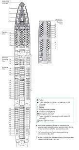 Cathay Pacific Business Class Seating Chart Cathay Pacific Airlines Aircraft Seatmaps Airline Seating