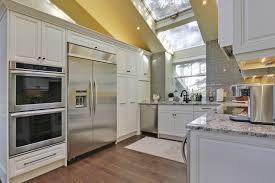 Huge Refrigerator Kitchen All Stainless Steel Kitchen Material Amazing European