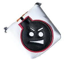 putter headcovers b spider angry cover mark golf custom canada