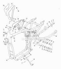 "Harley davidson xl 1000 sportster ""ironhead"" 1975 1986 diagram infographics"