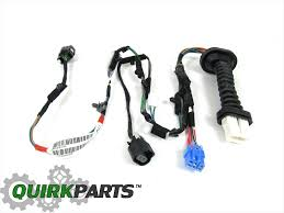 dodge ram rear door wiring harness right or left side genuine mopar part 56051931ab this oem factory new rear left or right door wiring harness