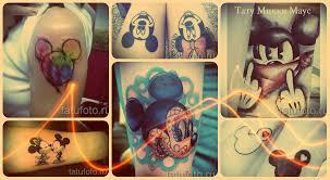 тату микки маус фото лучших татуировок с известным персонажем