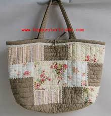 Free Tote Bag Patterns | Pattern Bag Quilted Tote Bags (HP12005 ... & Free Tote Bag Patterns | Pattern Bag Quilted Tote Bags (HP12005) - China  Cotton Adamdwight.com
