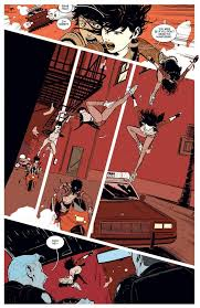 Deadly Class (Rick Remender, Wesley Craig, Lee Loughridge) in 2020   Comic  book layout, Comic layout, Graphic novel art