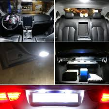 Amazon Rv Interior Lights T10 Car Rv Led Wedge Bulbs Muhize Super Bright 6000k White