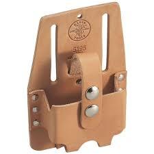 klein tools medium leather tape rule holders