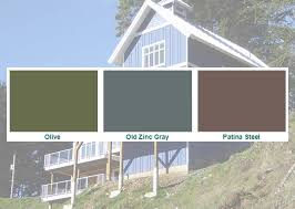 New Metal Roofing And Siding Colors From Asc Building Products
