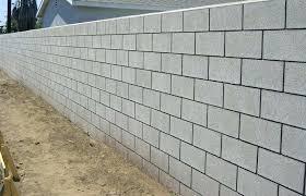 cmu retaining wall cmu retaining wall design guide