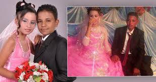Zvrácená Egyptská Svatba Nevěstě Je 10 Let A ženichovi 12 Bleskcz