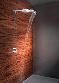 high flow rain shower head. high flow rain shower head view in gallery wall mounted tender