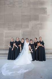 elegant black and white wedding elegant black white wedding at noahs event venue mallory mark