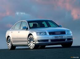 Tag For Audi a8 l 4 2 wallpapers : Audi A8 5 Image 5. L Front View ...