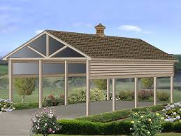 Attached Carport Designs