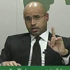 """سيف الإسلام القذافي يقر بأن الجيش """"ارتكب خطأ"""" وأنه """"غير مدرب على """"قمع الشعب"""""""