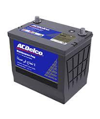 Car Industrial Marine Batteries Acdelco