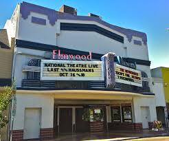 elmwood theater. neighborhood elmwood theater