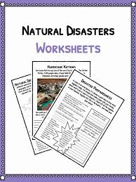 Numbers coloring pages, primary colors pages, alphabet coloring pages and preschool printables are just a few of the many preschool coloring pages, sheets and pictures in this section. Natural Disaster Worksheets Facts Historical Information For Kids
