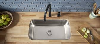 Stainless Sinks Kitchen Sinks Care And Cleaning Sterling Plumbing