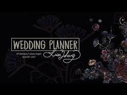 Wedding Planner Ppt Senior Project Wedding Planner Ppt Presentation Youtube