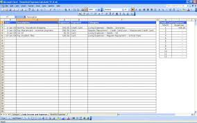 monthly household expenses sheet business monthly expense sheet fresh small spreadsheet for expenses