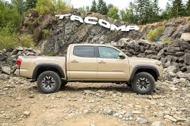 2016 Toyota Tacoma TRD Off-Road First Drive | Digital Trends