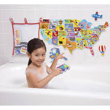 usa map in the tub 2