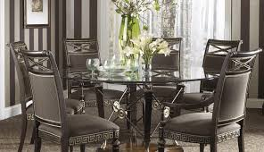 wonderful set round harveys chairs oval glass table room patio black top large and seats extending