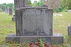 Alvin Hays Roycroft (1871-1928) - Find A Grave Memorial