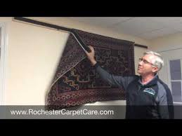 hanging your rug on a wall you