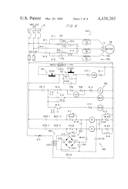Patent us4438383 rock crusher motor control circuit for drawing ignition relay wiring