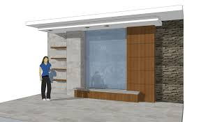 Water Wall Design Guidelines Water Wall Construction Details For Professional Architects
