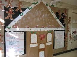 gingerbread house bulletin board ideas. Modren Board Christmas Gingerbread House Bulletin Board Decoration With Ideas R
