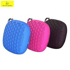 2018 jkr mini portable speaker colorful outdoor party bluetooth speakers tf card call function aux connection bluetooth speakers fashion from liminglian