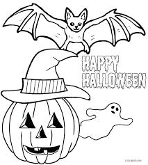 Printable Halloween Coloring Pages For Kids Basic Printable Coloring