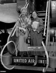 Washington Bound - Mrs. E. B. Field and Miss Lucia Kirk boarded a... News  Photo - Getty Images