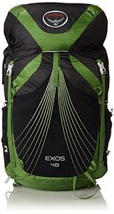 Osprey Exos 48 Size Chart Osprey Exos 48 Review Ultralight But Is It Useful Enough